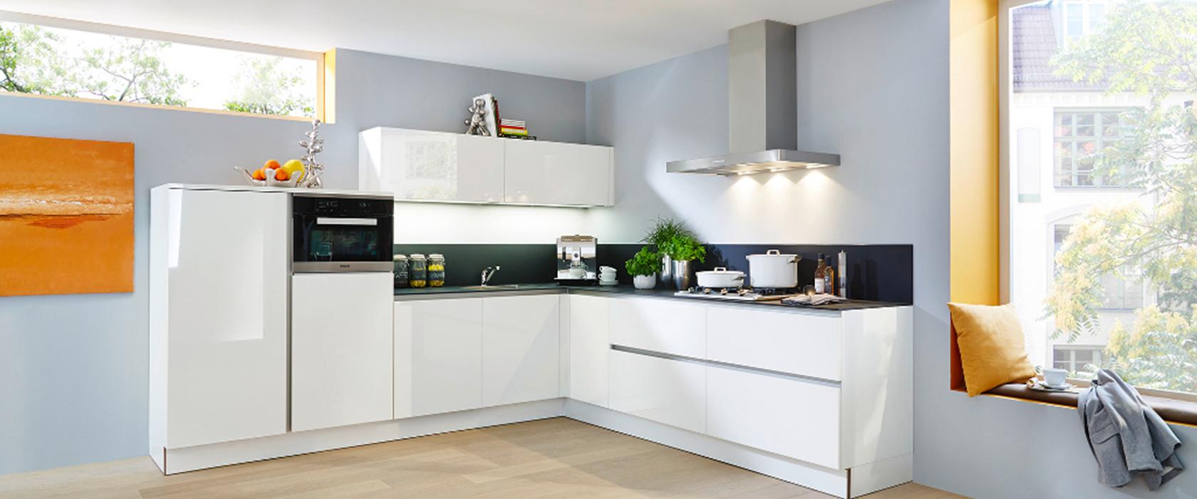 Logicart keukens keuken totaal - Eigentijdse keuken grijs ...